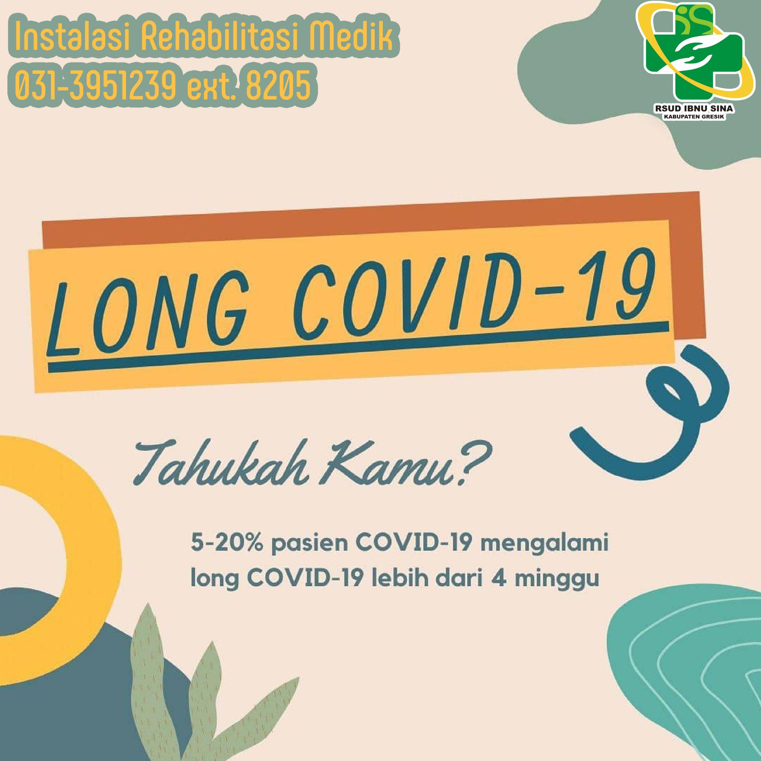 Apa itu Long Covid-19